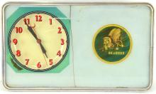 SeaBees Electric Light Up Clock