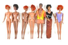 Barbie Family Doll Collection