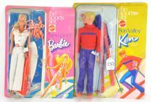 Barbie and Ken Sport Set