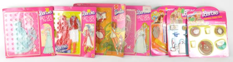 Barbie Doll Outfit Collection