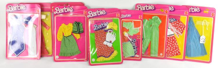 Barbie Outfit Collection