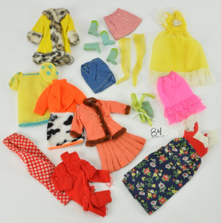 Barbie and Francie Clothing Collection