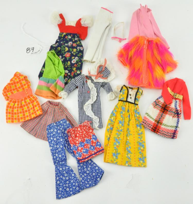 Francie Doll Clothing Collection