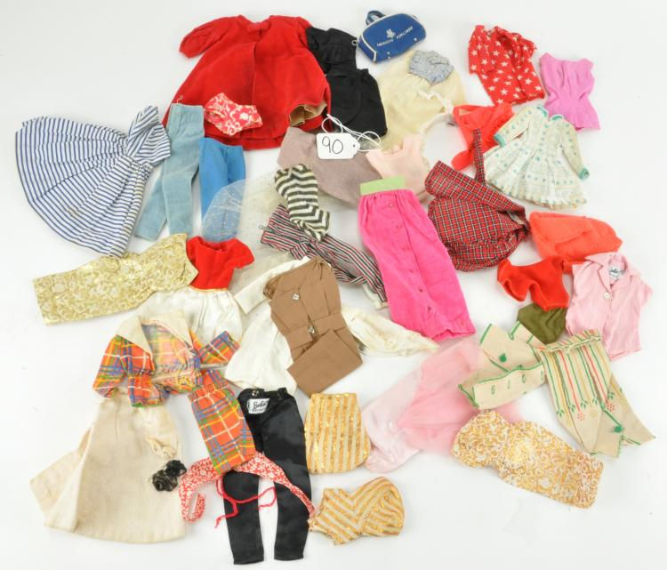Barbie Fashion Lot
