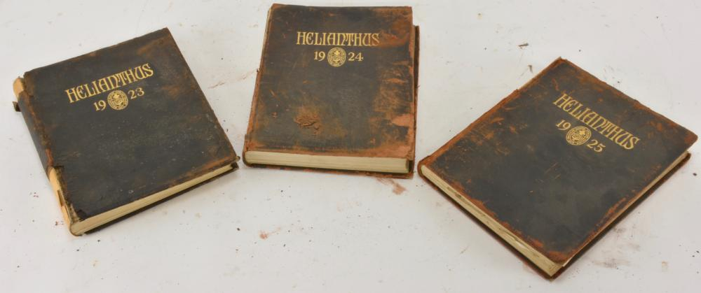 Helianthus Randolph Macon Woman's College Yearbook Collection