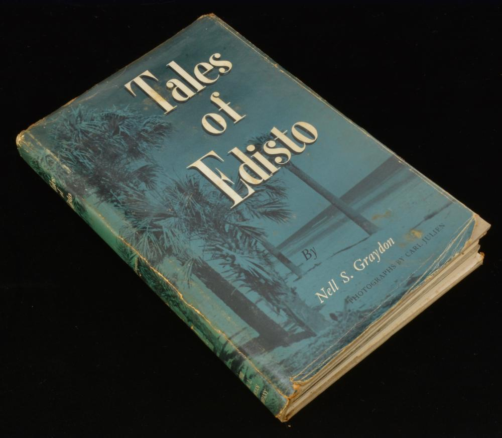 Tales Of Edisto By Nell S. Graydon Signed By Carl Julien