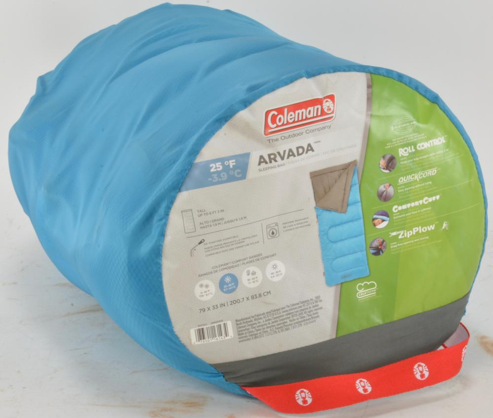 Coleman Arvada Sleeping Bag