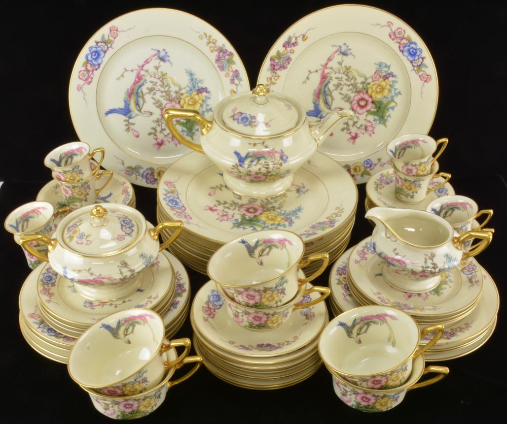 Rosenthal Ivory Bavaria Phoenix Fine China Set
