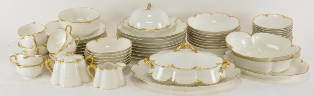 Antique Haviland France Limoges Fine Dinnerware China Set