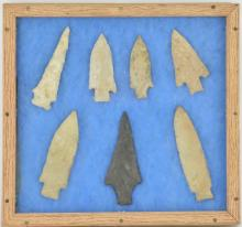 American Indian Spearhead Collection