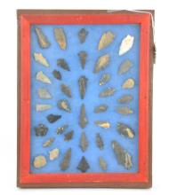North Carolina Indian Artifact Collection