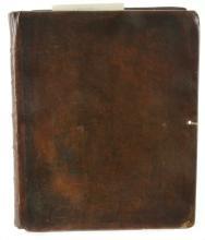 1814 Holy Bible Apocrypha Map Land Of Canaan M.Carey Book