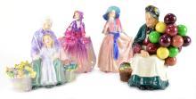 Royal Doulton Figurine Collection