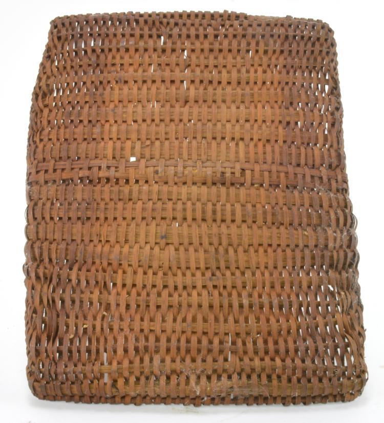 Basket Weaving North Carolina : North carolina cherokee indian basket