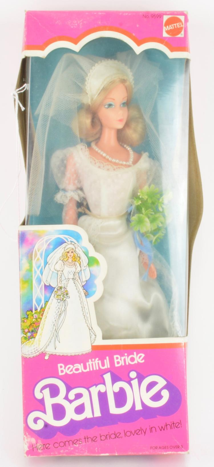 This Item Beautiful Bride Barbie 116