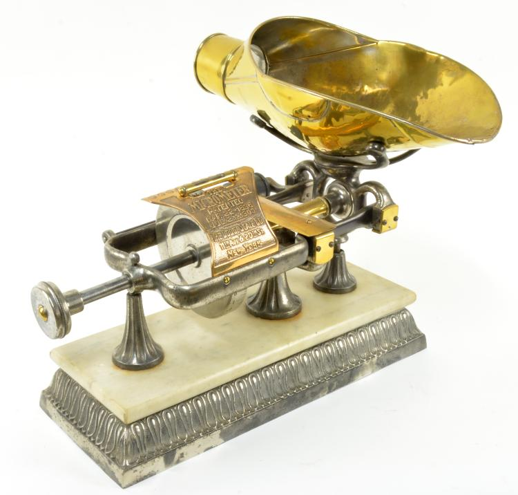 Micrometer Countertop Scale by Dodge Scale Co