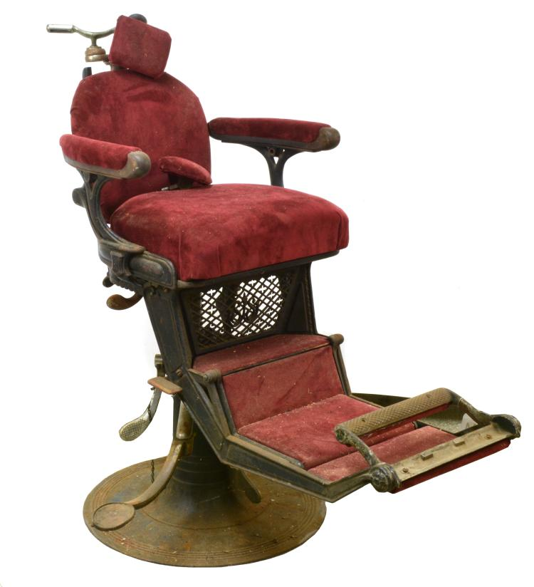 - Antique Wilkerson Dental Chair