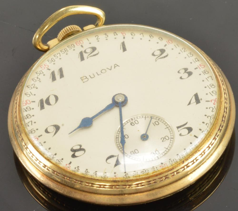 Bulova Pocket Watch