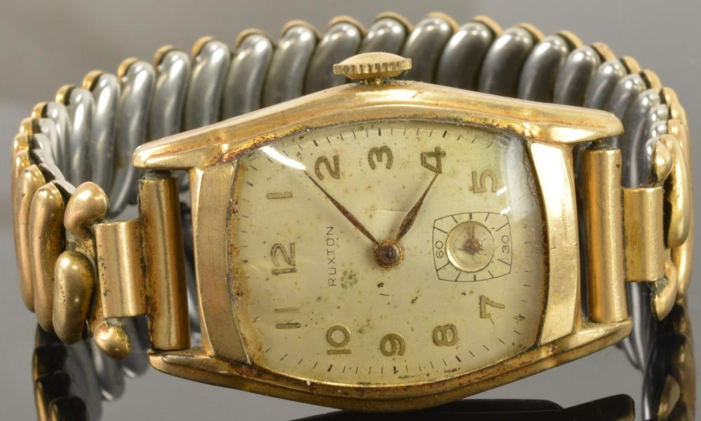 Vintage Ruxton Men's Wristwatch