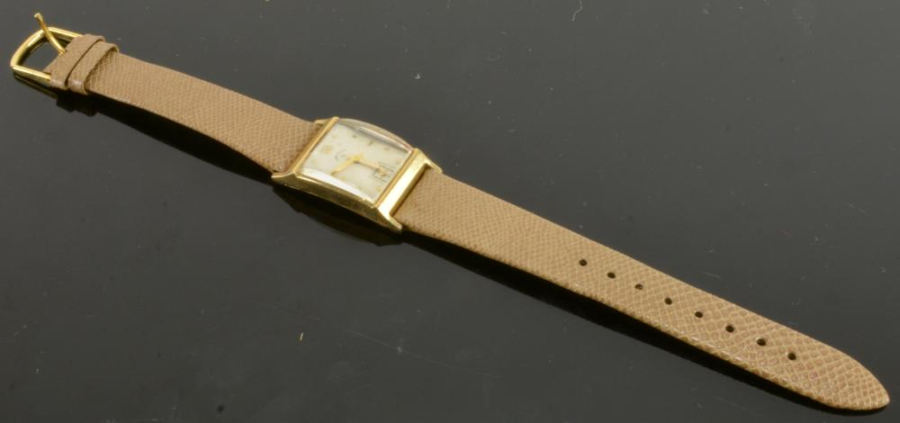 Vintage Lord Elgin Men's Wristwatch