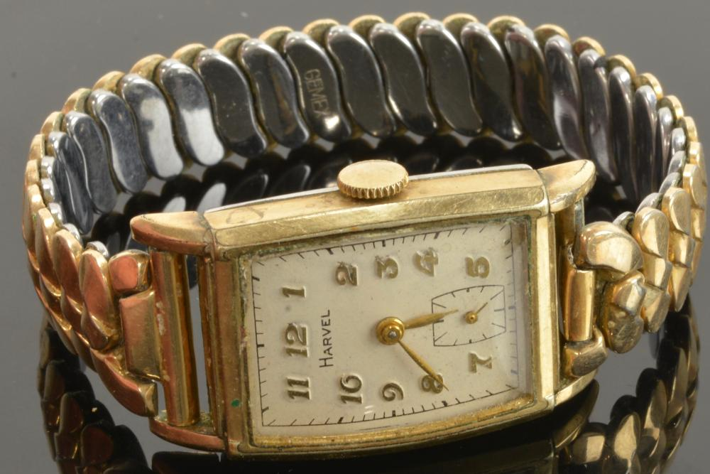 Vintage Harvel Men's Wristwatch