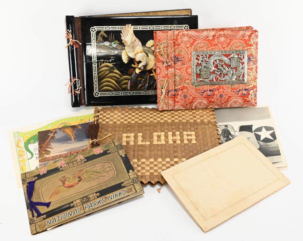 Vintage Domain Of The Golden Dragon Estate Scrapbook Collection