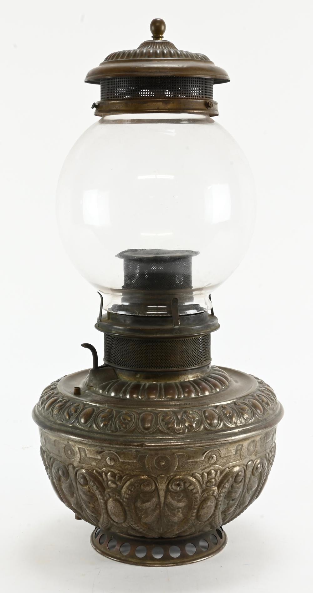 The Rochester Victorian Oil Lamp