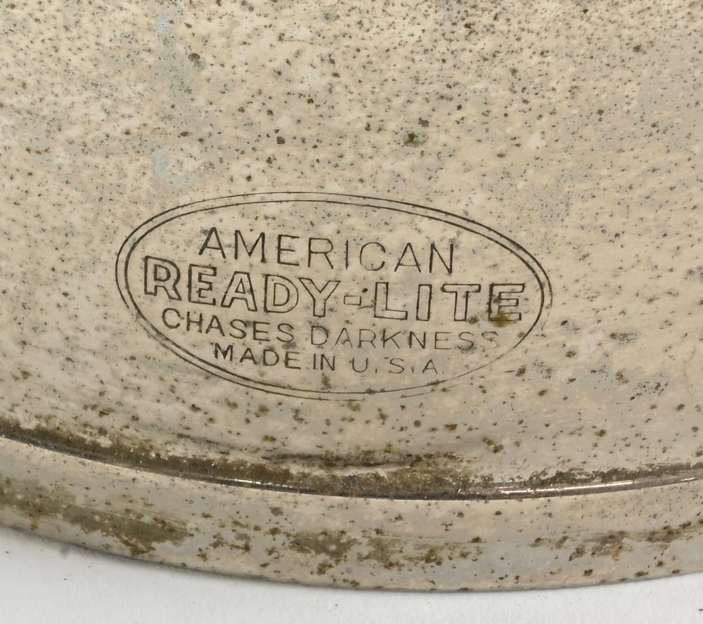Vintage American Ready Lite And Coleman Lanterns