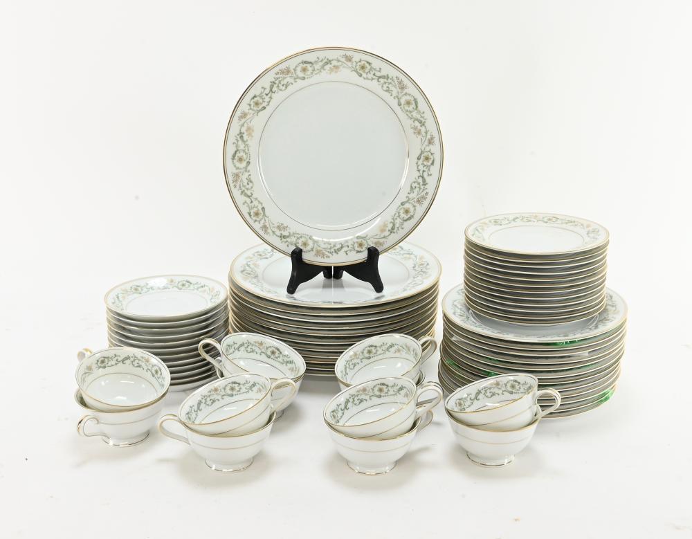 Vintage Noritake Creston Dinnerware China