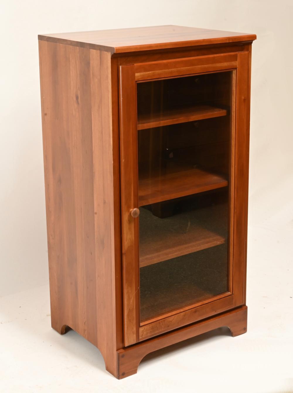 Nichols And Stone Furniture Cherry Cabinet