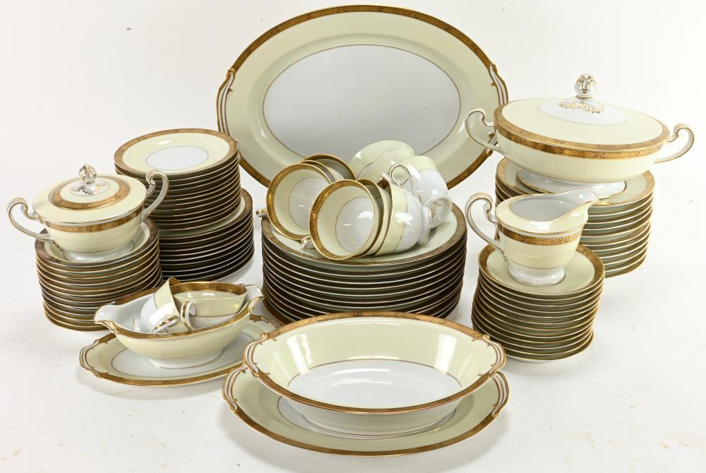 Vintage Noritake Goldkin Dinnerware China