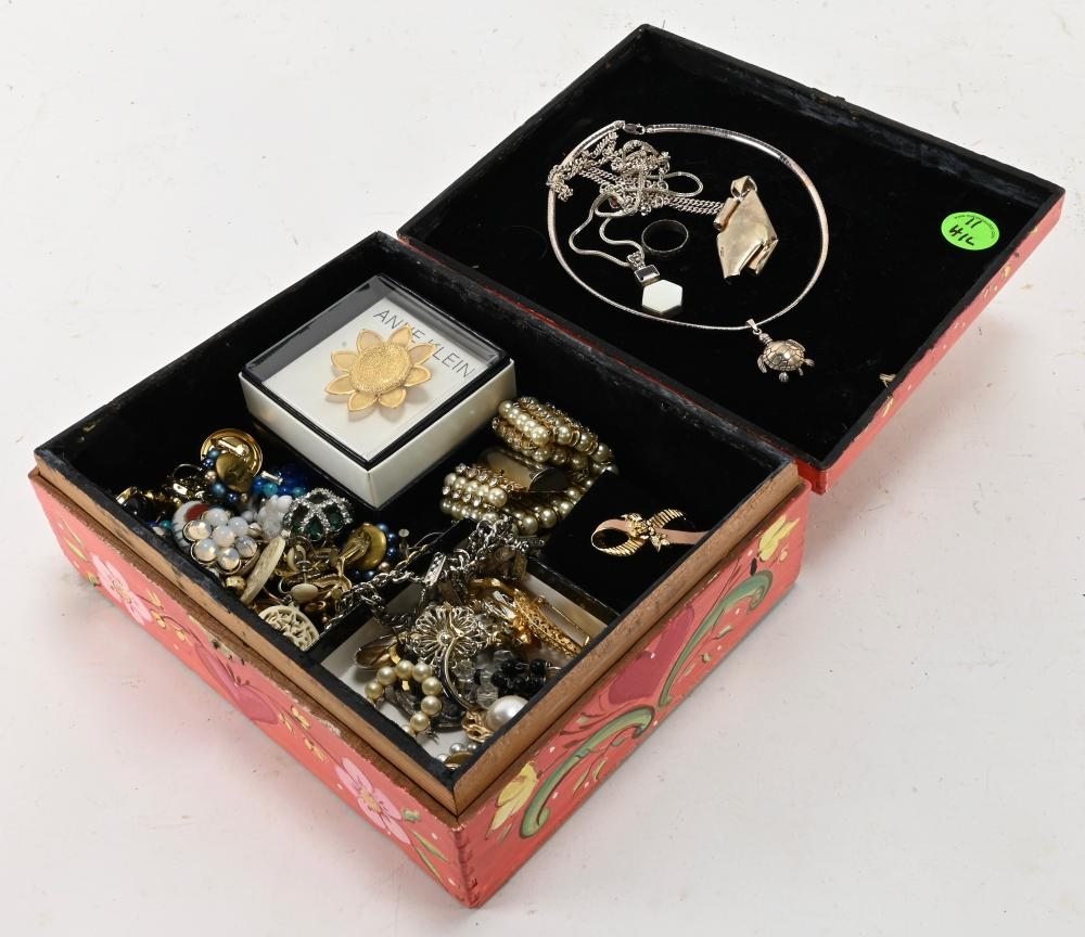 Vintage Estate Costume Jewelry Collection
