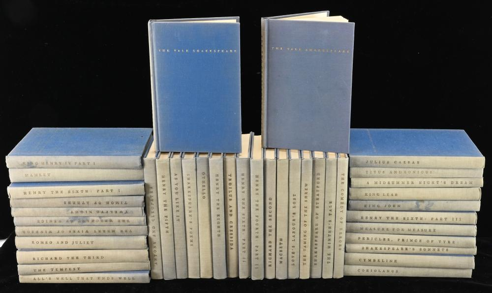 The Yale Shakespeare Book Collection