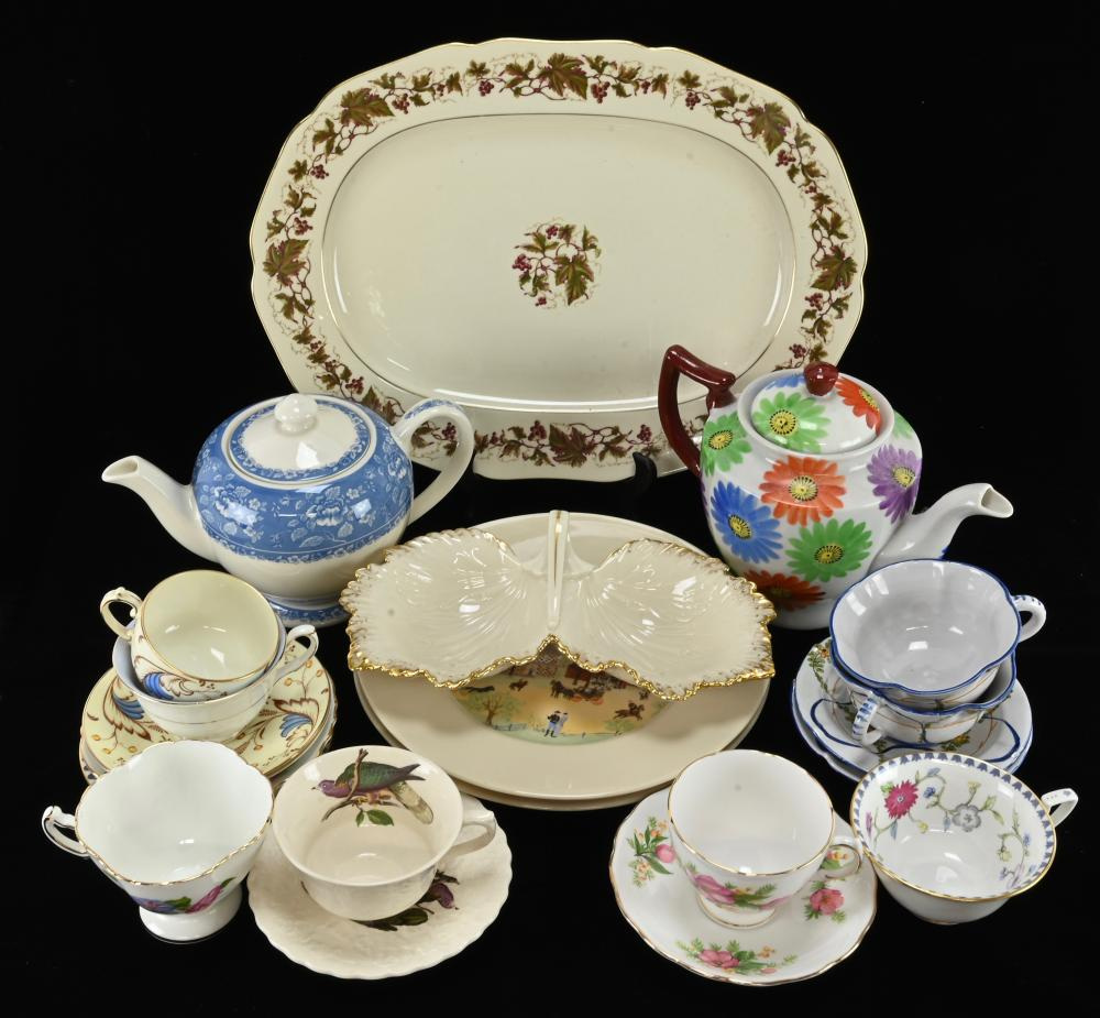 Vintage English And American China Estate Collection