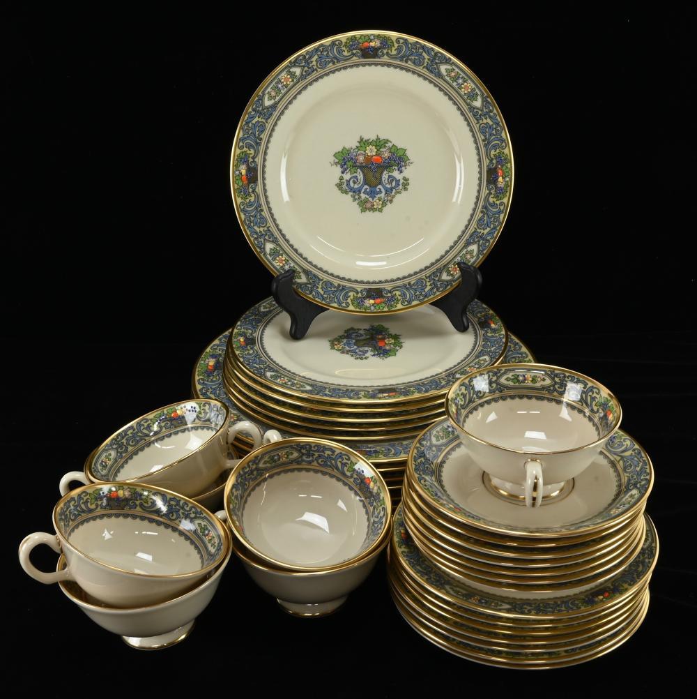 Vintage Lenox Autumn Dinnerware China
