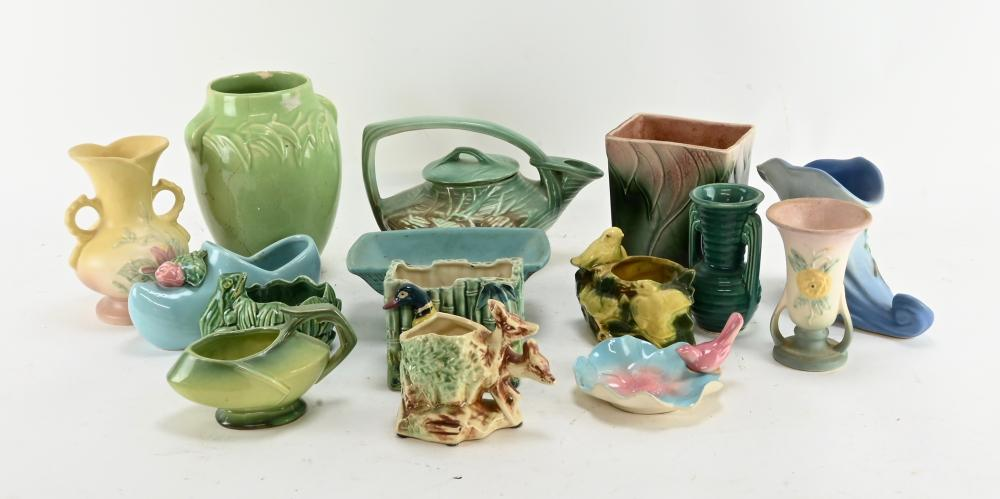 Vintage American Art Pottery Estate Collection