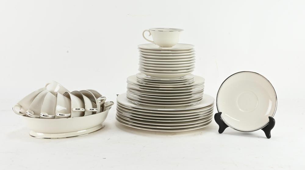 Vintage Flintridge Bon-Lite Mirador Dinnerware China