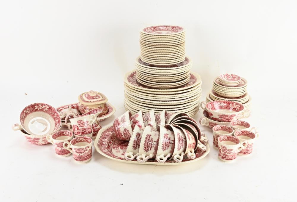 Vintage Copeland England Spode's Tower Dinnerware