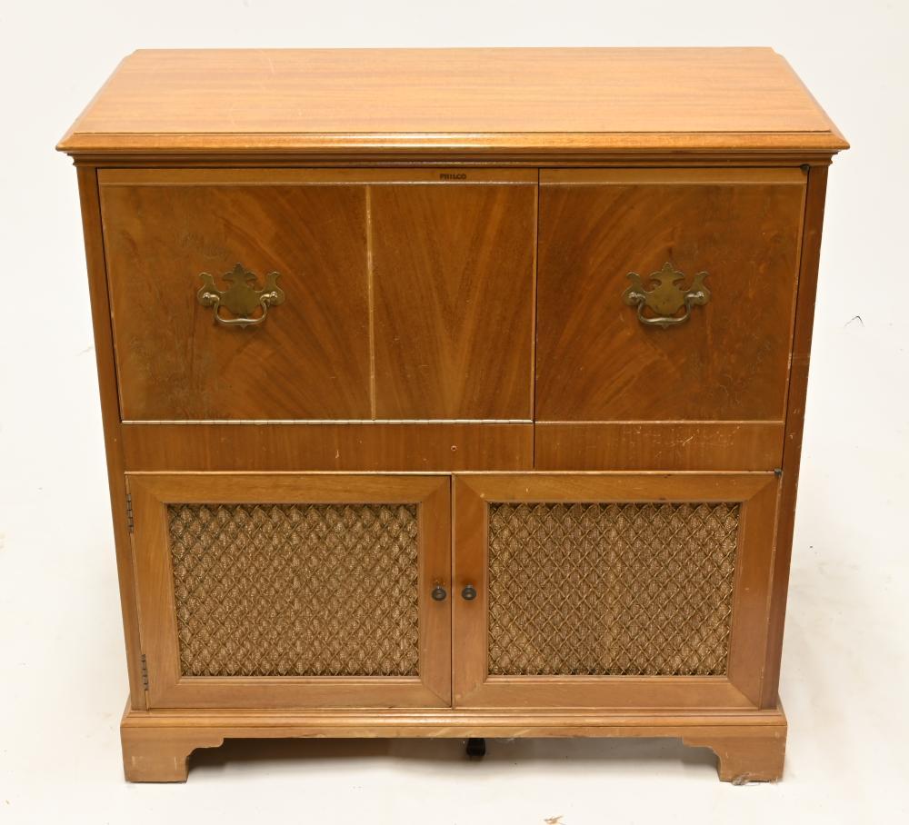 Vintage Philco Radio Phonograph Model 48-1290