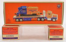 TNT-18416 Flatbed Toy Truck with Non-powered Diesel