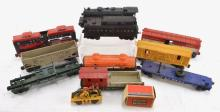 Group of Lionel Rolling Stock