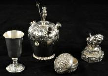 Lot 13: Sterling Silver Collection
