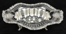 Lot 16: Webster & Wilcox International Silver Co. Centerpiece Bowl