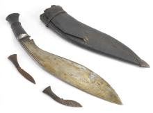 Lot 78: Antique Kukri Knife