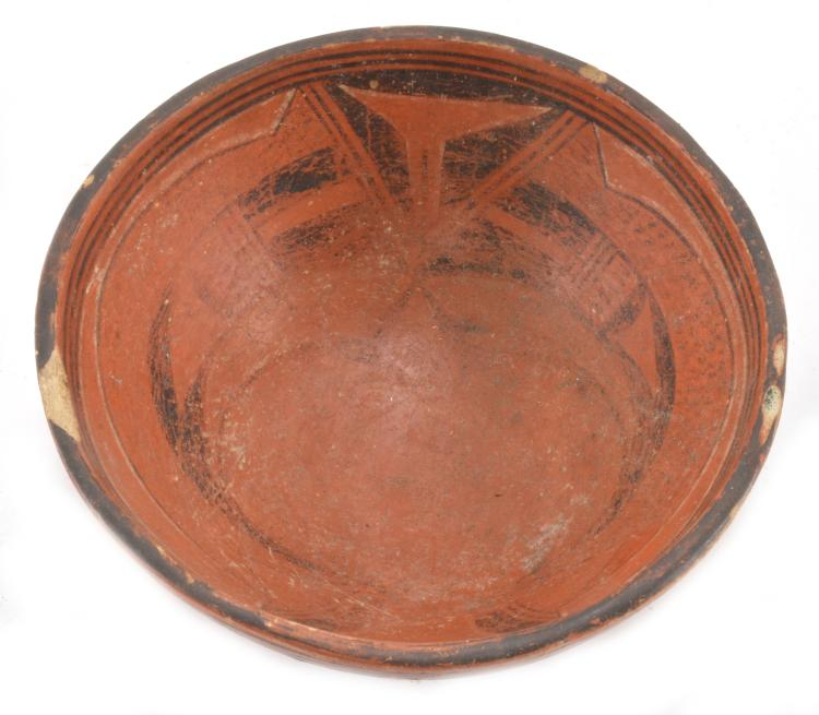 Lot 111: Native American Indian Pottery S. C. G. Watkins Collection