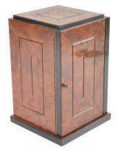 Lot 112: Ser Jacopo Pipe Displayed In Original Burl Box