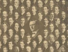Lot 130: North Carolina House Of Representatives Session Of 1907 Print
