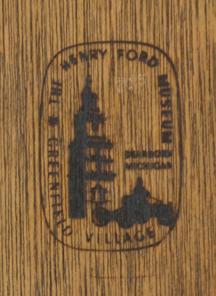 Lot 136: Aaron Willard Banjo Clock Henry Ford Museum Edition