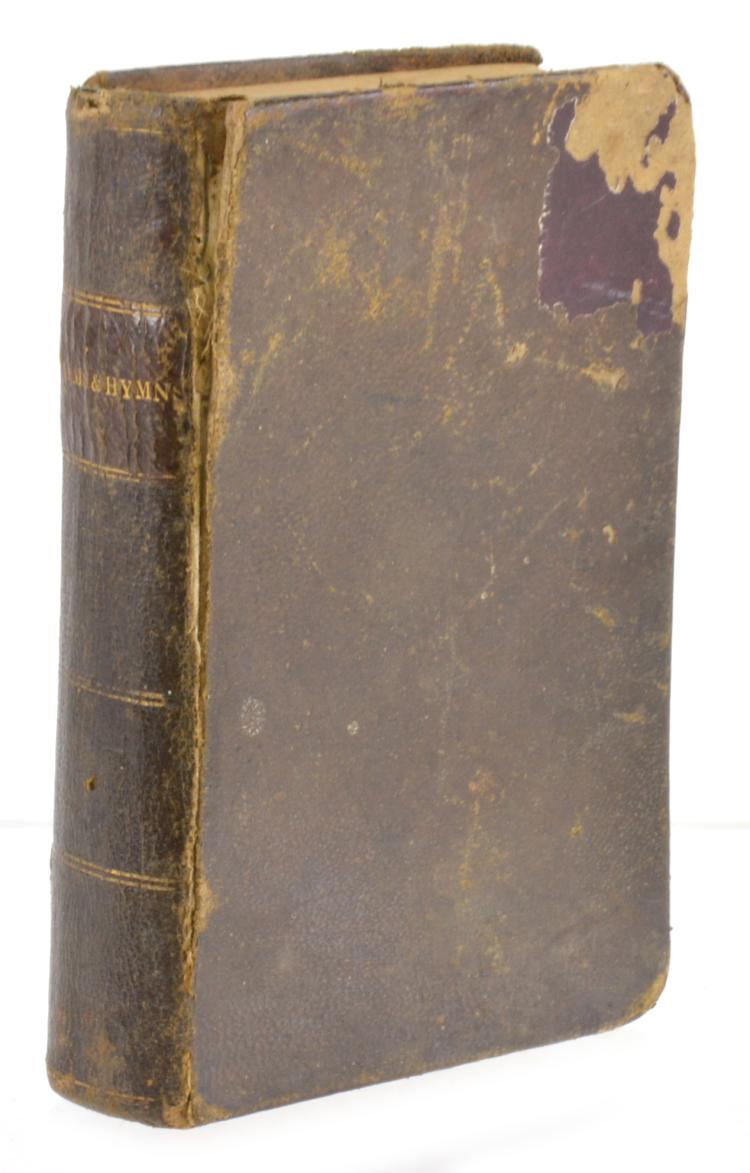 Lot 145: Alamance Co. NC Ca.1830 Original Miniture Inlay Blanket Chest