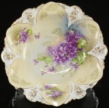 Lot 170: R.S. Prussia Large Master Berry Bowl